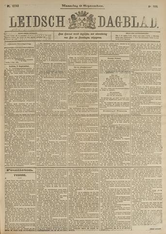 Leidsch Dagblad 1901-09-09