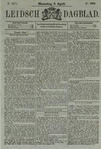 Leidsch Dagblad 1880-04-05
