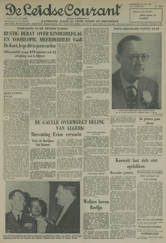 Leidse Courant 1961-06-28
