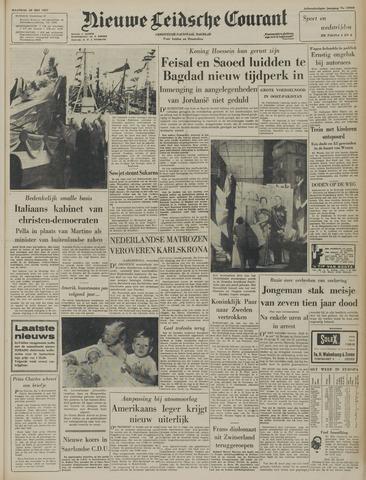 Nieuwe Leidsche Courant 1957-05-20