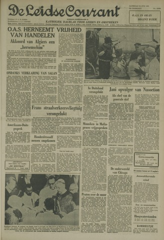 Leidse Courant 1962-06-23