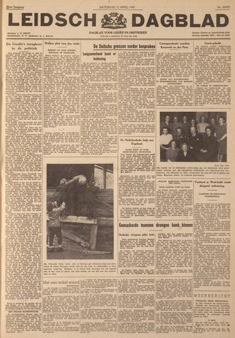 Leidsch Dagblad 1947-04-12