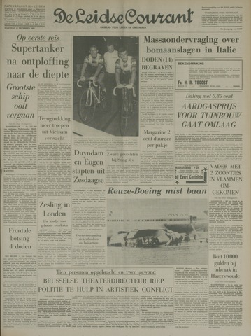 Leidse Courant 1969-12-15