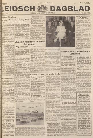 Leidsch Dagblad 1951-05-24