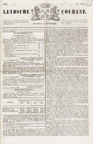 Leydse Courant 1865-09-11