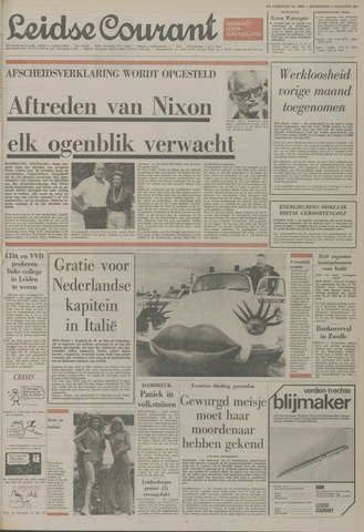 Leidse Courant 1974-08-08