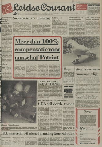 Leidse Courant 1984-01-12