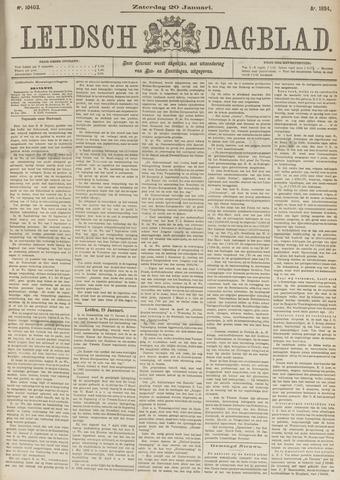 Leidsch Dagblad 1894-01-20