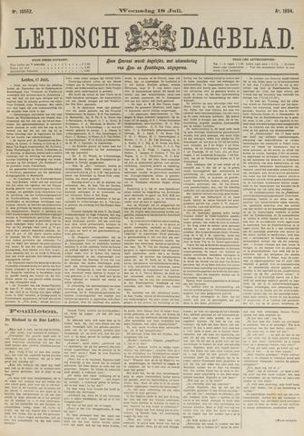 Leidsch Dagblad 1894-07-18