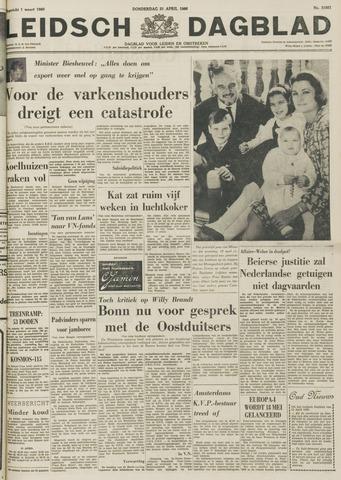 Leidsch Dagblad 1966-04-21