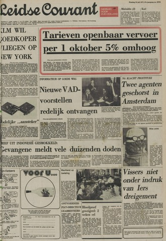Leidse Courant 1977-07-26