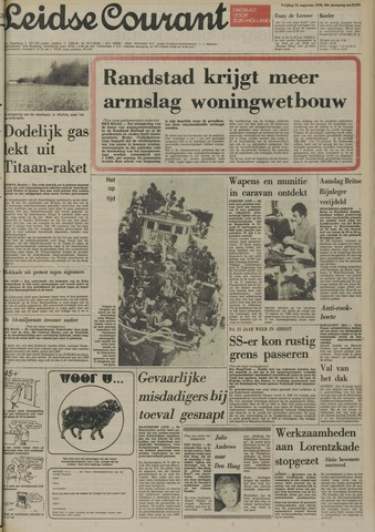 Leidse Courant 1978-08-25