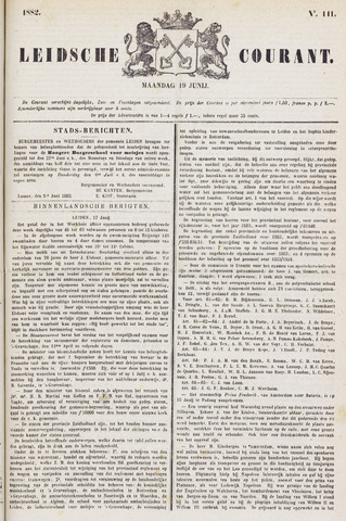 Leydse Courant 1882-06-19