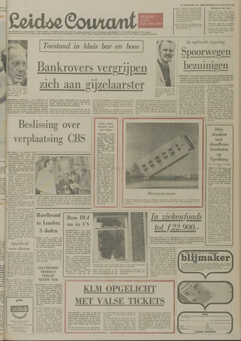 Leidse Courant 1973-08-28