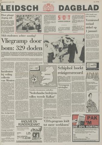 Leidsch Dagblad 1985-06-24