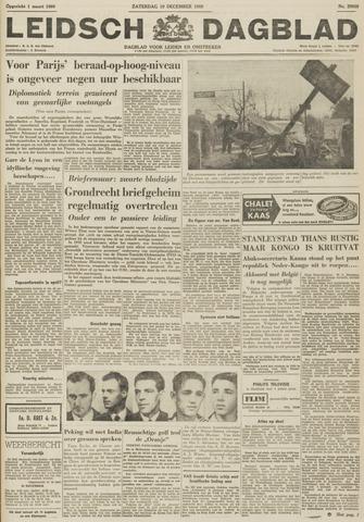 Leidsch Dagblad 1959-12-19