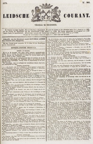 Leydse Courant 1875-12-24