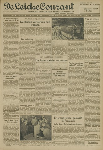 Leidse Courant 1948-07-13