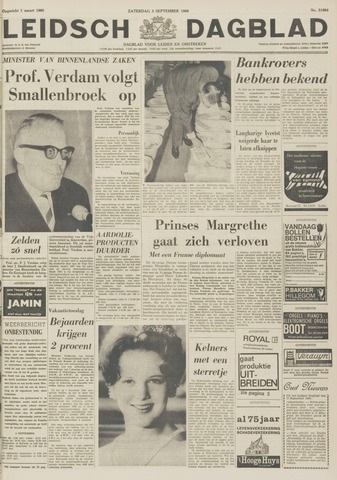 Leidsch Dagblad 1966-09-03