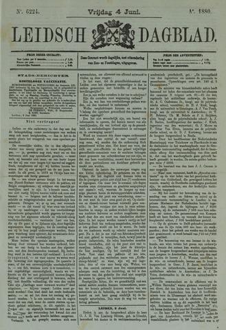 Leidsch Dagblad 1880-06-04