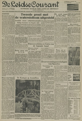Leidse Courant 1954-03-27