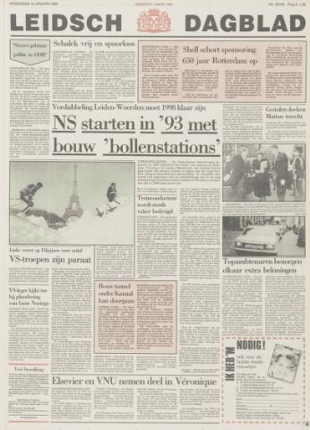 Leidsch Dagblad 1990-01-10