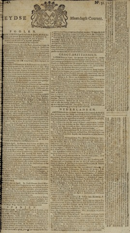Leydse Courant 1767-04-27