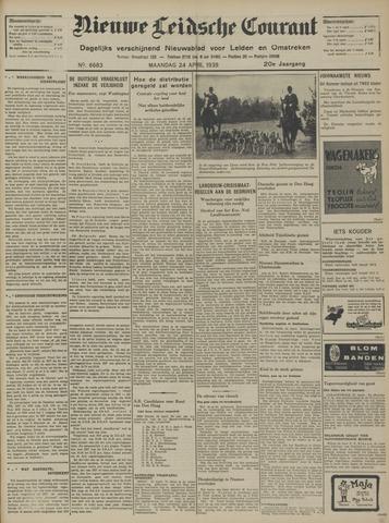 Nieuwe Leidsche Courant 1939-04-24