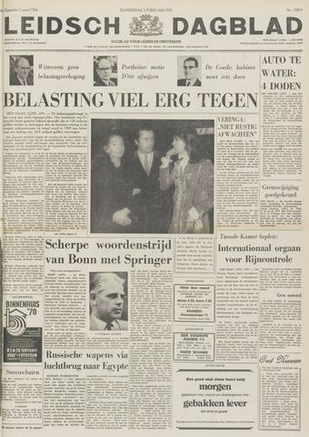 Leidsch Dagblad 1970-02-05