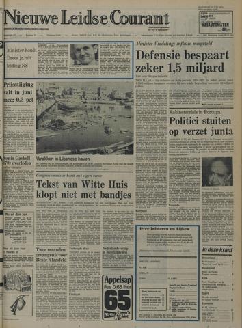 Nieuwe Leidsche Courant 1974-07-10