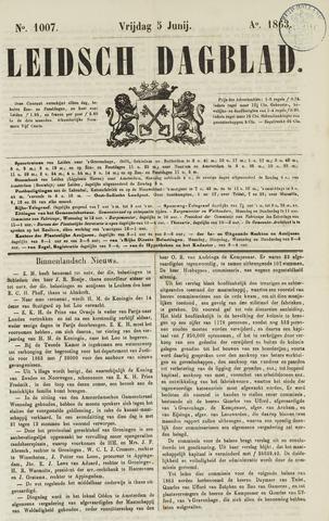 Leidsch Dagblad 1863-06-05