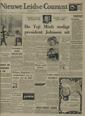 Nieuwe Leidsche Courant 1967-01-24