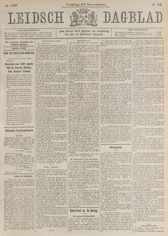 Leidsch Dagblad 1915-11-19