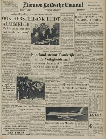 Nieuwe Leidsche Courant 1957-05-17