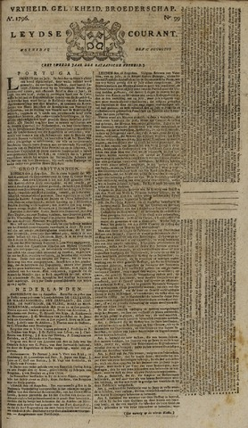 Leydse Courant 1796-08-17