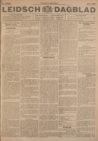 Leidsch Dagblad 1926-10-08