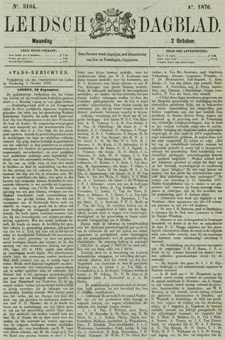 Leidsch Dagblad 1876-10-02