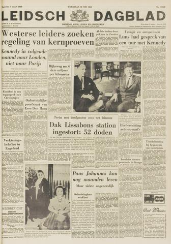 Leidsch Dagblad 1963-05-29