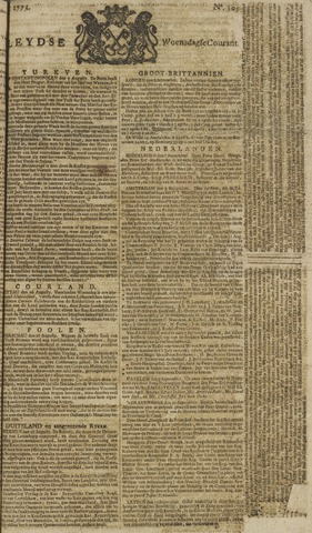 Leydse Courant 1771-09-11