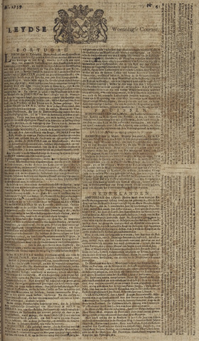 Leydse Courant 1759-04-04