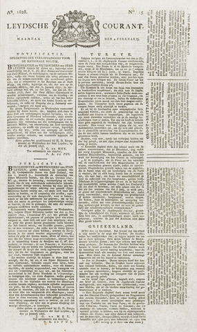 Leydse Courant 1828-02-04