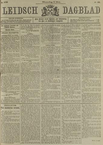Leidsch Dagblad 1911-05-08