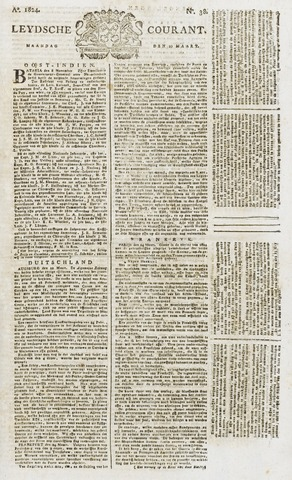 Leydse Courant 1824-03-29