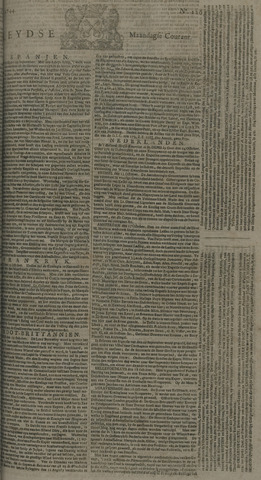 Leydse Courant 1744-10-19