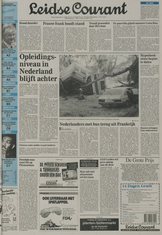 Leidse Courant 1992-09-24