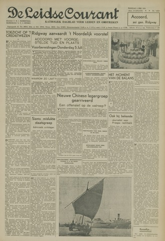 Leidse Courant 1951-07-03