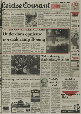 Leidse Courant 1989-02-25