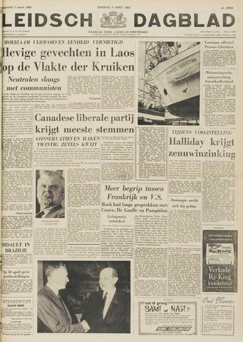 Leidsch Dagblad 1963-04-09