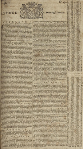 Leydse Courant 1758-10-30