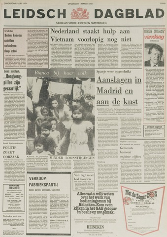 Leidsch Dagblad 1979-07-05
